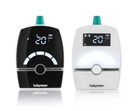 Babymoov嬰兒監護電話Premium Care -  * Babymoov Premium Care is a high-class, low-radiation baby monitor that features an extra-long range.