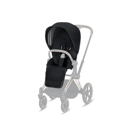 Cybex Platinum PRIAM 座椅套件 -  * With the Priam seat pack, you can add a personal touch to the stylish pushchair. You can change the look of your Priam at any time and whenever you wish to.