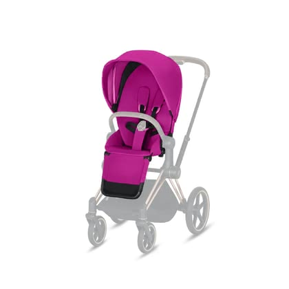 Cybex Platinum Priam Seat Pack 推車座椅部分套裝 Fancy Pink - purple 2019 - 大圖像