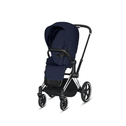 Cybex Platinum Priam Seat Pack 推車座椅部分套裝 Midnight Blue Plus - navy blue 2021 - 大圖像