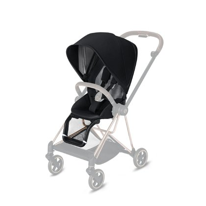 Cybex 賽佰斯鉑霆系列MIOS推車座椅部位組合套裝 -  * With the Mios seat pack, you can add an individual touch to your stylish Cybex Mios pushchair. That way, you can change your Mios' appearance any time you like.