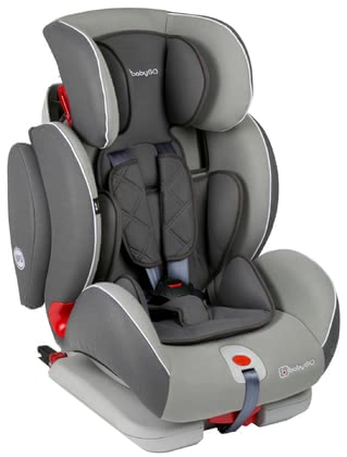 BabyGO兒童汽車安全座椅Sira -  * The BabyGO child car seat Sira grows with your child and convinces everybody immediately with its excellent cost-effectiveness.