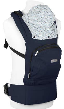 BabyGO嬰兒腰凳背帶Cangoo -  * The BabyGO baby carrier Cangoo can be used as a baby carrier on the front or on the back. The extra-wide bar provides your child with the correct sitting position.