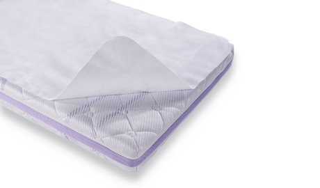 Träumeland Wetness Protection Molton Cover -  * The skin-friendly Träumeland Molton cover is a waterproof mattress cover which reliably protects every mattress from being penetrated by moisture and thus offers a hygienic sleeping space.