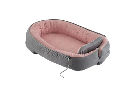 "Träumeland新生兒仿生床 -  * The ""breathing"" baby nest from the Austrian company Träumeland scores with its cuddly-soft baby mattress included in delivery."