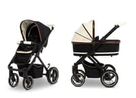Moon Multi-function Stroller Scala Specials -  * Whether it is a maritime appearance, urban lifestyle or straightforward romantic design – the Moon multi-function stroller that comes in the tried and tested Scala quality features many great , new looks.
