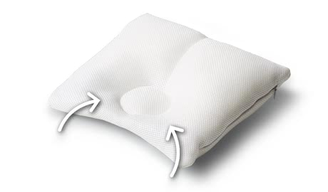 Träumeland Carefore新生兒頭枕 -  * The Träumeland Carefor Development Pillow is a special baby pillow designed for preventing and correcting head deformations. Thanks to the three sizes available, you can use it from the very first day of your little one's life.