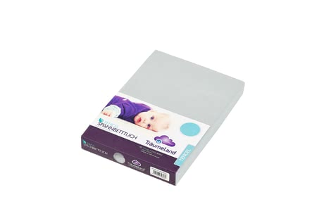 Träumeland床罩Tencel 40 x 90 cm -  * A fitted sheet stands out as an essential accessory for complementing your baby's sleeping place. The high-quality workmanship of the Träumeland fitted sheet convinces everybody immediately.