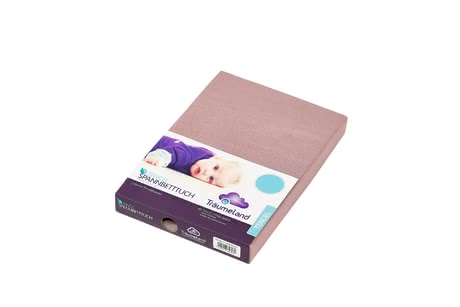 Träumeland床罩Tencel適用於兒童床 -  * A fitted sheet stands out as an essential accessory for complementing your child's sleeping place. The high-quality workmanship of the Träumeland fitted sheet convinces everybody immediately.
