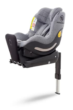 Avionaut 反向安裝汽座AeroFIX 包含 IQ-Base底座 -  * A modern design paired with the new i-Size approval – that's the chic Avionaut Reboarder AeroFIX. Luxurious padding in the colours of the most current trends and the light, streamlined shape add a touch of luxury and exclusivity to the AeroFix.