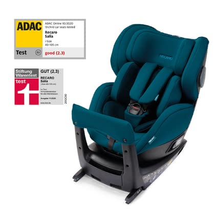 Recaro兒童汽車安全座椅Salia i-Size -  * Approved to the latest and strictest safety standard UN R129/ 02, the Recaro child car seat Salia i-Size is suitable from birth up to the age of approx. 4 years. It is also more comfortable and ergonomic than its predecessor Zero.1.
