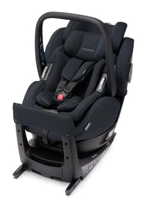 Recaro 兒童汽車安全座椅 Salia Elite i-Size Select Night Black 2020 - 大圖像
