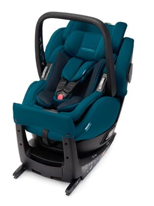Recaro 兒童汽車安全座椅 Salia Elite i-Size Select Teal Green 2021 - 大圖像