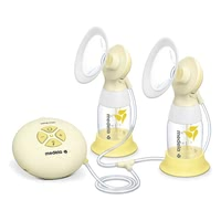Medela美德樂電動吸奶器雙側Swing Maxi Flex -  * More milk, more comfort and more time for the most important things in life! The portable Swing Maxi Flex is a high efficiency, double breast pump equipped with research-based 2-phase technology with which you can save a lot of time.