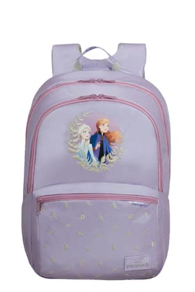 "Samsonite 新秀麗迪士尼 冰雪奇緣書包  M -  * This adorable backpack M which comes in the breath-taking ""Frozen 2"" design is perfect for little pre-schoolers as it enables your child to transport all their belongings on their own."