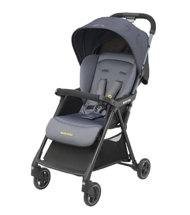 Maxi-Cosi Buggy Diza -  * Super small & extremely light – that's the compact Maxi-Cosi buggy Diza. A buggy stands out as the perfect companion especially when travelling with a small child.