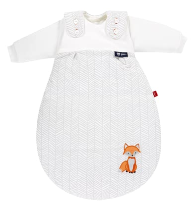 "s.Oliver by Alvi Baby-Mäxchen® 全年可使用嬰兒睡袋 3件裝 Fox樣式 -  * s.Oliver by Alvi Baby-Mäxchen® All-Year-Round Baby Sleeping Bag, 3 Pieces – ""Fox"""