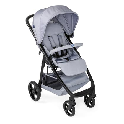 Chicco Buggy Multiride -  * The Multiride is the new off-road pushchair by Chicco and stands out as a true all-round companion for your and your little one.