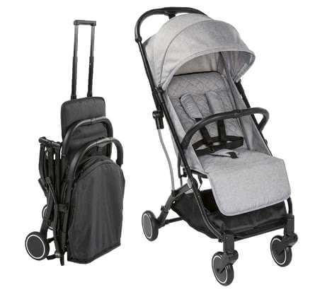 Chicco 兒童輕便推車Trolley Me Light Grey 2020 - 大圖像