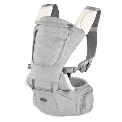 Chicco嬰兒背帶 坐凳款 -  * The new Chicco hip-seat baby carrier features a firm base and a soft baby carrier that can be used both individually and in combination, providing parents with a 3-in-1 solution in everyday life with their little one.