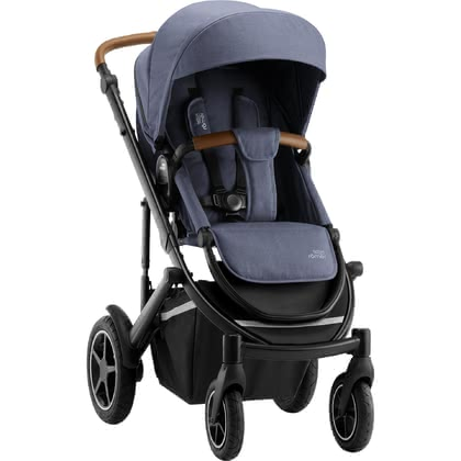 Britax Römer 兒童推車SMILE III -  * ✓ perfect all-round stroller ✓ central suspension ✓ versatile travel system ✓ particularly narrow ✓ air-filled tires ✓ reversible set unit ✓ high backrest