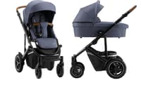 Britax Römer兒童推車 SMILE III – 基礎套裝 -  * ✓ all-in-one stroller ✓ narrow width ✓ air-filled tires ✓ comfy carrycot ✓ outstanding suspension ✓ suitable for being used as a travel system