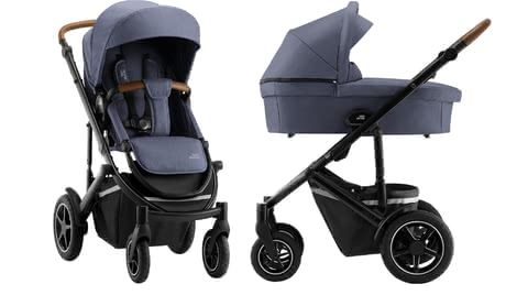 Britax Römer兒童推車 SMILE III – 基礎套裝 -  * A stroller for every occasion – the Britax Römer stroller SMILE III is the perfect all-round companion for your and your child.