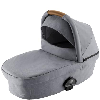 Britax Römer兒童推車便攜式睡籃 SMILE III -  * ✓ Suitable from birth ✓ easy handling ✓ flat lying position ✓ incl. canopy and wind shield ✓ small folded size ✓ comfortable