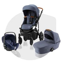 Britax Römer兒童推車 SMILE III – 加強版套裝 -  * A stroller for every occasion – the Britax Römer stroller SMILE III is the perfect all-round companion for your and your child.