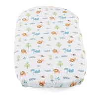 Chicco床罩 適用於Baby Hug 4合一,2件裝 -  * The fitted sheets by Chicco come in a cute printed design and add a personal touch to your Baby Hug 4in1 Air.