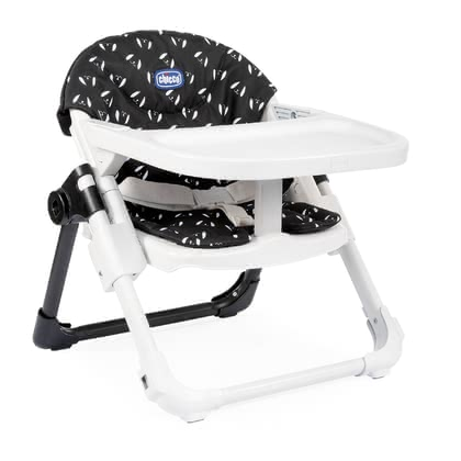 Chicco可折疊寶寶餐椅Chairy -  * Chairy is the new foldable feeding chair from Chicco that can be easily converted into a children's chair. It is suitable for your little one from 6 months up to approx. 3 years.