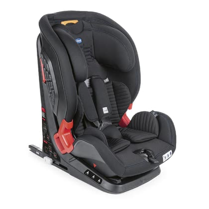 Chicco Child Car Seat Akita Fix -  * The Akita Fix child car seat by Chicco grows with your child and accompanies them up to the age of 12 years, and combines safety and comfort. It is characterised by its easy handling.