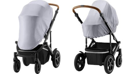 Britax Römer Mosquito Net for SMILE III -  * The Britax Römer mosquito net for the SMILE III is suitable for being used on the carrycot and on the sports seat.