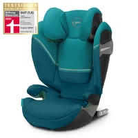 Cybex Gold系列兒童安全汽車座椅Solution S i-Fix -  * The new Cybex child safety seat Solution S i-Fix is approved according to the latest safety standard UN R129 / 03 and has therefore also passed the more stringent side impact test. The new colours it comes in have definitely something for every taste.