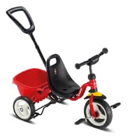PUKY兒童三輪車CEETY -  * The new PUKY CEETY is suitable for your child from the age of 2 years and promotes the development of motor skills which makes it the ideal entry toy into the tricycle world.