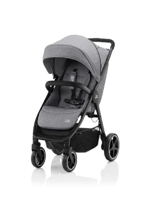 Britax Römer兒童輕便推車 B-Agile R - The ultimate combination of comfort, agility and style – the Britax Römer Buggy B-Agile R convinces modern and dynamic families with ease and functionality.