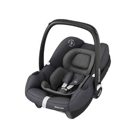 Maxi-Cosi嬰兒提籃Tinca -  * With a low weight of only 3.2kg, the infant car seat Tinca is the perfect companion in the mobile everyday life of modern parents. The baby car seat, which is approved according to the i-Size standard, protects your little one reliably right from the very first day of life.
