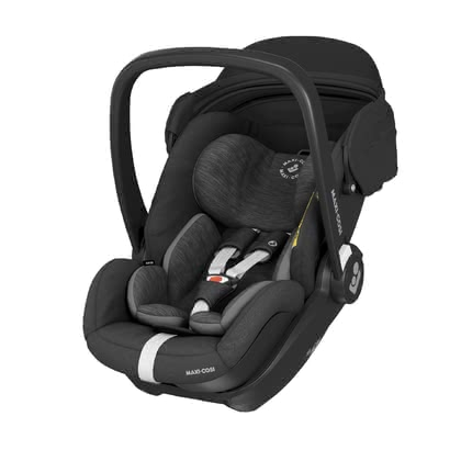 Maxi-Cosi 嬰兒提籃 Marble i-Size -  * The Maxi-Cosi Marble i-Size combines safety and healthy comfort, because the infant car seat that is approved according to i-Size scores with its comfortable sleeping position inside and outside the car.