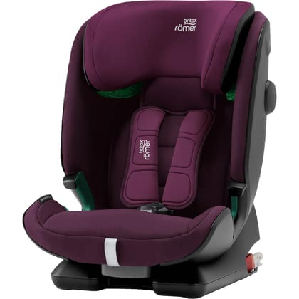 Britax Römer Child Car Seat Advansafix i-Size Burgundy Red 2020 - 大圖像
