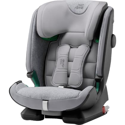 Britax Römer Child Car Seat Advansafix i-Size Grey Marble 2020 - 大圖像