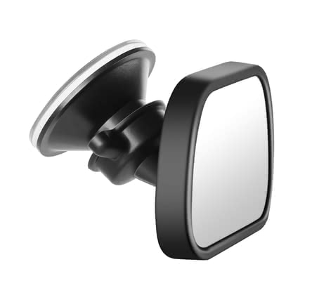 Reer父母觀察汽車后座後視鏡 -  * With the Reer ParentsView car safety mirror, you can always keep an eye on your little passenger and still concentrate on road traffic.