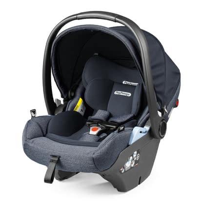 Peg-Perego嬰兒提籃Primo Viaggio Lounge i-Size -  * The adjustable backrest does not only ensure a relaxing position, but also the healthiest way to transport your little one in the baby car seat. The Comfort Recline function is perfect for offering your child multiple positions – from sitting, to leaning back slightly, to lying down.