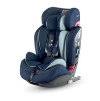Inglesina兒童安全汽車座椅GEMINO I-FIX 1-2-3 -  * The Inglesina GEMINO I-FIX 1-2-3 is a child car seat that grows with your child and features a trendy Italian flair. Thanks to the built-in Isofix hooks, it can be attached to your car easily and transports your little passenger from 9 months up to the end of the child car seat requirement period.