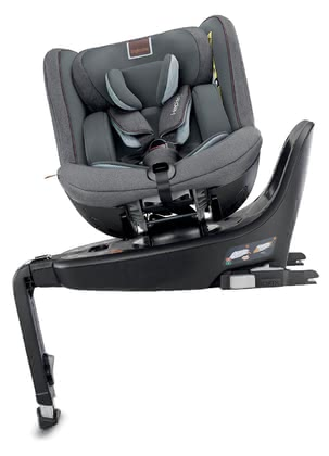 Inglesina兒童安全汽車座椅Keplero i-Size -  * The Inglesina Keplero offers you the perfect solution to transport your child safely from birth up to the age of 4 years. Enjoy the unique pleasure of putting your child in the child car seat or changing the direction of travel thanks to the 360 ° rotation.