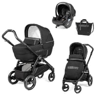 Peg Perego Modular Set including Infant Car Seat Primo Viaggio Lounge -  * A set of the highest class - all special editions of the Italian manufacturer are united in this extensive modular set.