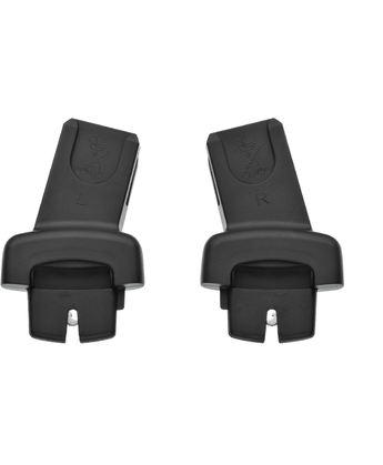 Britax Römer SMILE III 嬰兒推車適配器 -  * Do you wish to combine your SMILE III with an infant car seat? No problem! The Britax Römer SMILE III adapters provide amenity and comfort you no longer want to miss.