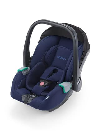 Recaro 嬰兒提籃 Avan Select Pacific Blue 2020 - 大圖像