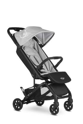 MINI by Easywalker輕便兒童推車 GO -  * MINI fans will immediately be absolutely delighted by the extravagant design. In terms of easy handling and comfort, the Easywalker Buggy GO can easily catch up with its larger brothers. With just 7 kg, the GO is a true lightweight buggy.