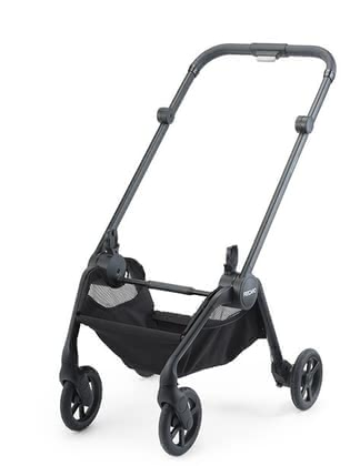 Recaro Sadena推車車架 -  * The compact Sadena frame features a width of only 54 cm, and is perfect for being used in the city. Excellent properties, such as urban lightness, easy manoeuvrability and a compact folding size make every outing a total success.