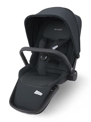 Recaro Sadena/Celona 座椅單元 -  * Whether you are strolling through the city or doing a great discovery tour, the super comfy Recaro seat unit is the ideal companion for every situation in life. You can combine the seat unit with the frame of the compact Sadena or comfortable Celona.